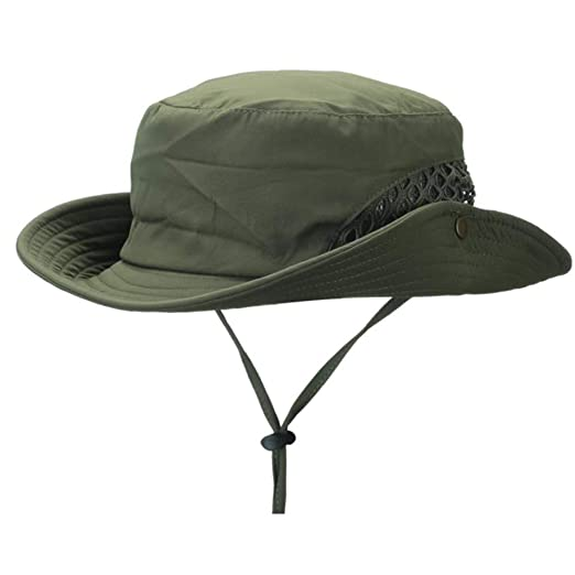 6c5aa910 Outdoor UPF 50+ UV Sun Protection Waterproof Breathable Wide Brim ...