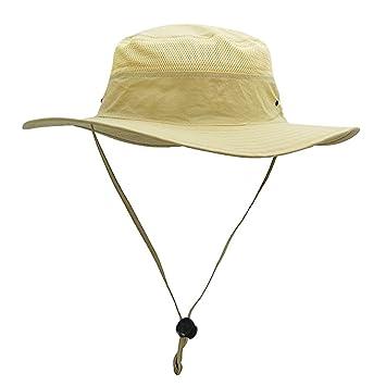 egoz  Coconut  al Aire Libre Sombrero para el Sol Protección UV Sombrero de  ala 371b1116e05
