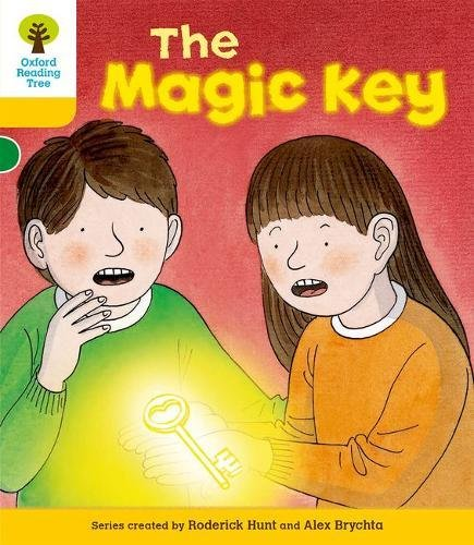 Oxford Reading Tree: Level 5: Stories: The Magic Key (Ort Stories)