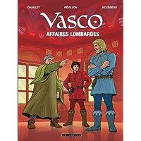 Vasco 29 : Affaires Lombardes