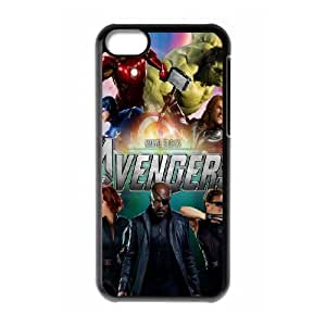 The Avengers iPhone 5c Cell Phone Case Black Phone cover P550260