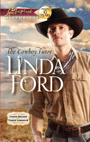book cover of The Cowboy Tutor