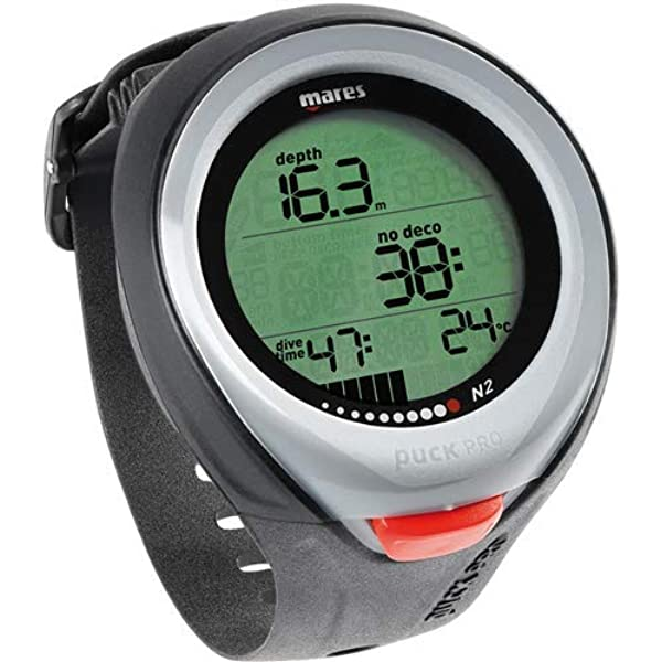 Amazon.com: Cressi Goa Dive Watch Computer | 4 programas ...