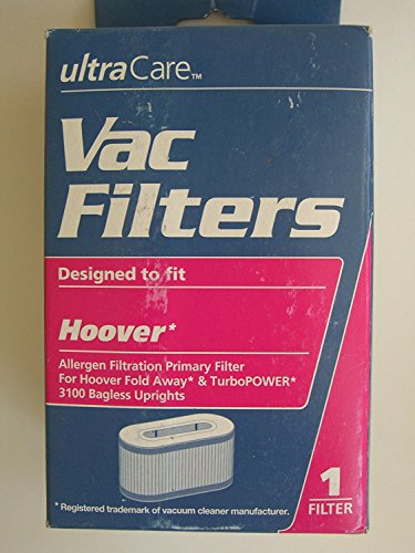 hoover ultra - 8