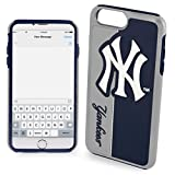 Forever Collectibles iPhone 8+/7+ Dual Hybrid Bold Case - MLB New York Yankees