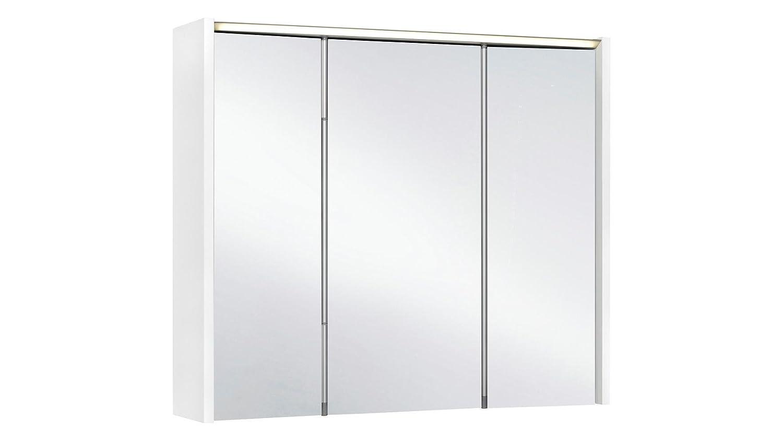 Jokey Spiegelschrank Arbo Breite 73 cm, mit LED-Beleuchtung weiß ...