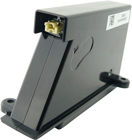 VR1126TS VR1128R para robot limpiasuelos robot de limpieza LG HomBot VR1125RS VR1129RB VR1227R VR1128SIL 14.4V vhbw Bater/ía Li-Ion 2600mAh