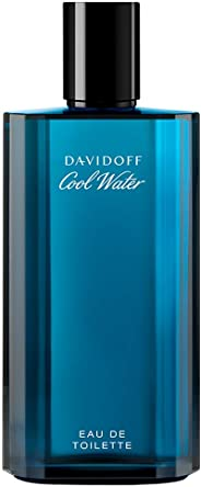 Cool Water By Davidoff For Men. Spray 4.2 Ounces