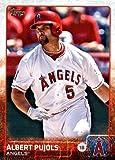2015 Topps Baseball Card #600 Albert Pujols MINT