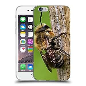 "Super Galaxy Coque de Protection TPU Silicone Case pour // V00000068 abeja // Apple iPhone 6 4.7"""