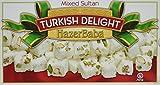 Hazer Baba Turkish Delight Mixed Sultan 12.25 Ounce
