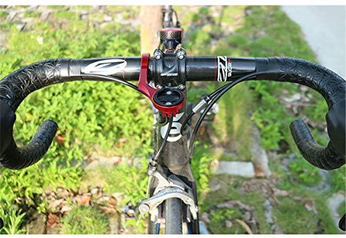 31.8mm Bike Handlebar Black Mount for Garmin Edge 200//500//510//520//800//810//1000