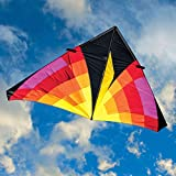 Into The Wind 9-ft. Light Levitation Single Line Delta Kite
