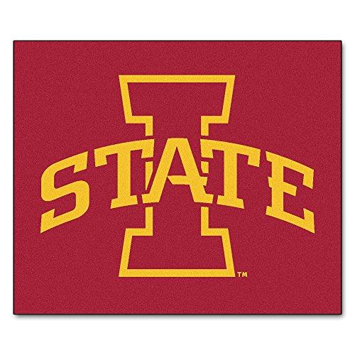 Tailgater Iowa Rug - FANMATS NCAA Iowa State University Cyclones Nylon Face Tailgater Rug