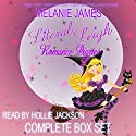 Literal Leigh Romance Diaries: The Complete Collection Boxed Set Audiobook by Melanie James Narrated by Hollie Jackson