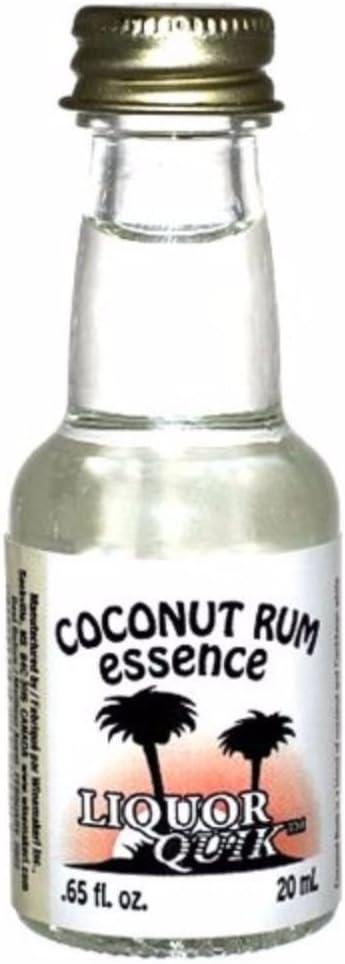Coconut Rum Liquor Quik Essence