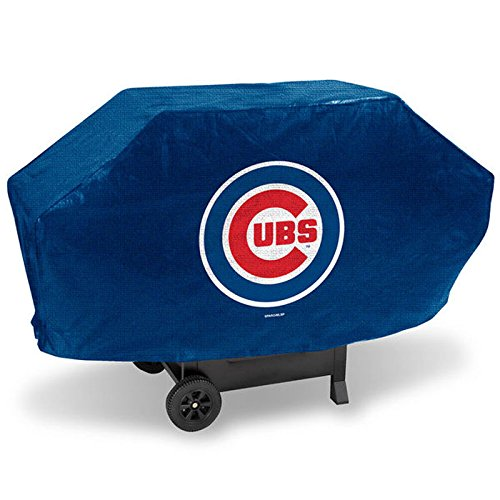 Sparo MLB Chicago Cubs Executive Grill Cover