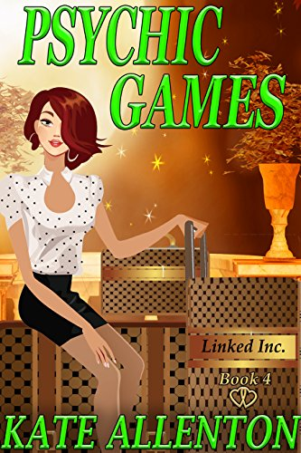 Psychic Games (Linked Inc. Book 4) by [Allenton, Kate]