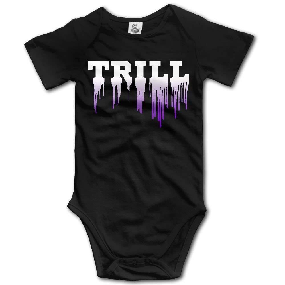 ssribeautyk Trill Retro Newborn Babys 0-24 Months Baby Climbing Clothing Baby Creeper for Baby Boys Girls