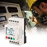 JVR800-2 Three Phase Voltage Monitoring Sequence