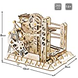 ROKR 3D Assembly Wooden Puzzle Brain Teaser Game