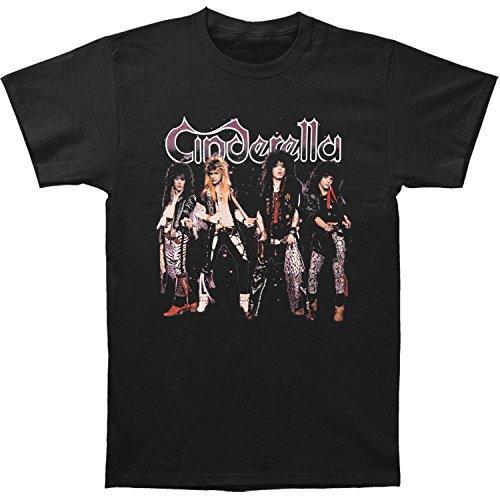 American Groupe Peuplements Tee Pour Classics shirt Rock Homme De Cendrillon rFqraw