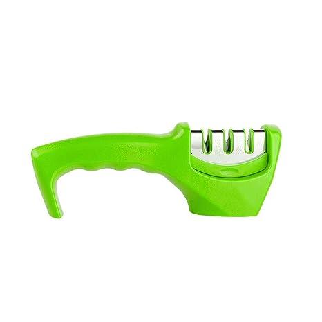 Ralladores electricos- Afilador de cuchillos - 3 Segmento ...