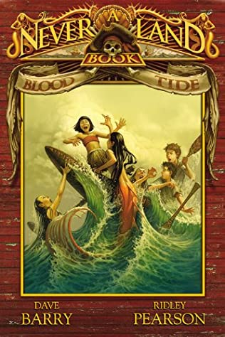 book cover of Blood Tide