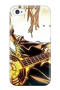 Jim Shaw Graff's Shop 4385491K925698135 blondes vocaloid kagamine rin guitars Anime Pop Culture Hard Plastic iPhone 4/4s cases