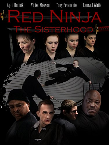 (Red Ninja the Sister Hood)