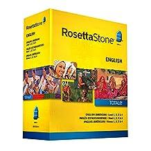 Aprende Inglés: Rosetta Stone Inglés Nivel 1-4