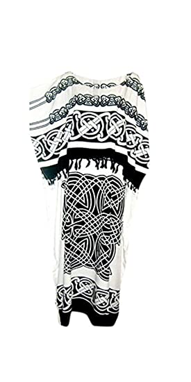 Tunique Tunique Femme Kaftans Neuf Doux Celtique Robe Grande Cool Taille IgtAxwgq