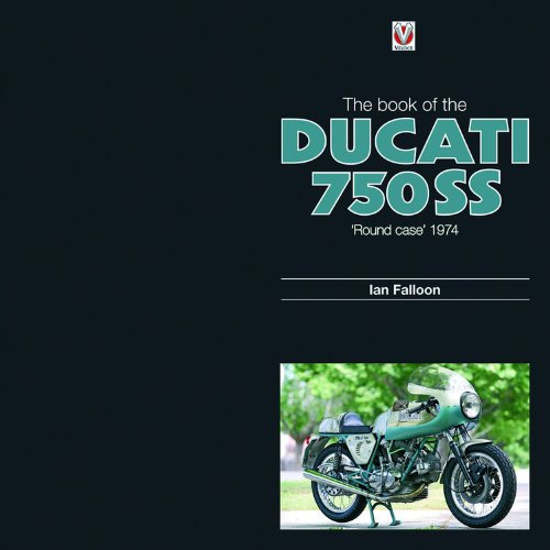 Book Ducati 750SS Round Case product image
