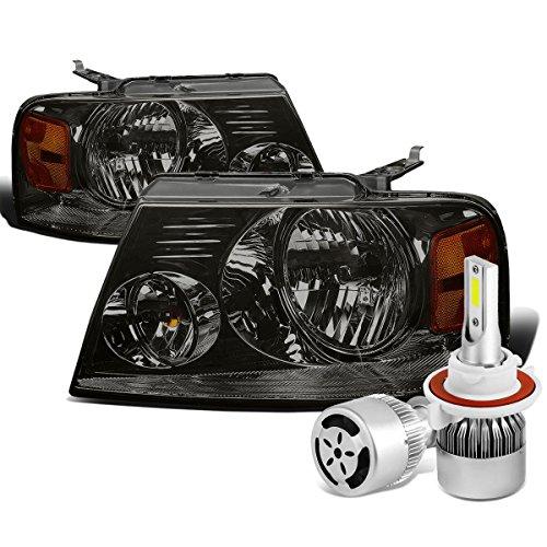 07 f150 smoked headlights - 2