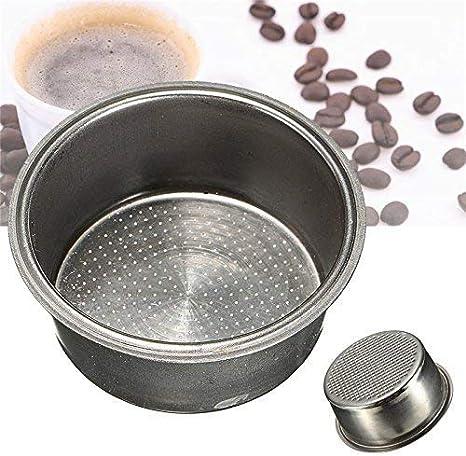 Veroda cafetera 2 Copa 51 mm no a presión cesta de filtro para ...