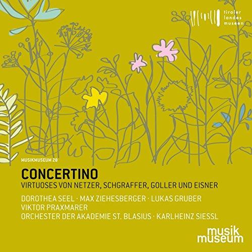 (Concertino - Virtuoses von Netzer, Schgraffer, Goller & Eisner)