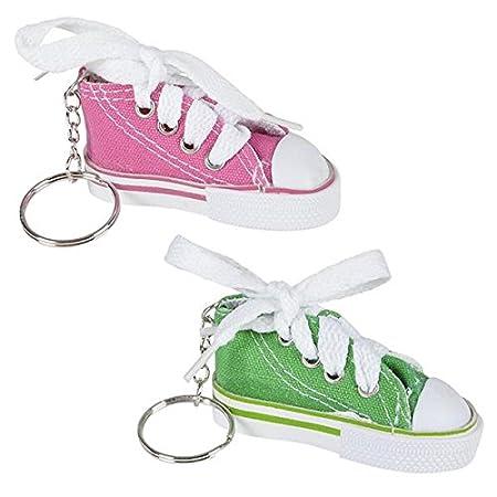 Amazon.com: Lote de 12 zapatos de tenis, zapatilla de lona ...
