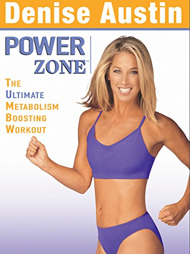 Denise Austin- Power Zone: The Ultimate Metabolism Booster workout
