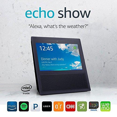 Large Product Image of Echo Show - Black