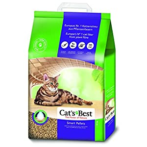 Arena Gato Nature Gold 10 Kg Cat´s Best