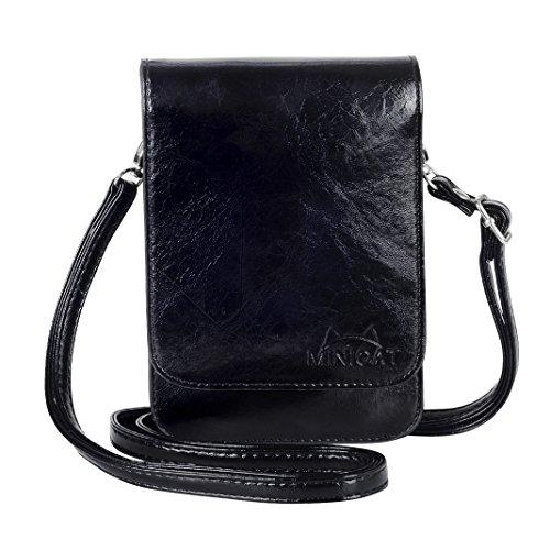 MINICAT Premium Microfiber Leather Crossbody product image