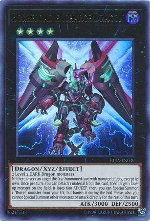 Borreload eXcharge Dragon RIRA-EN039 Ultra Rare 1st NM Yugioh