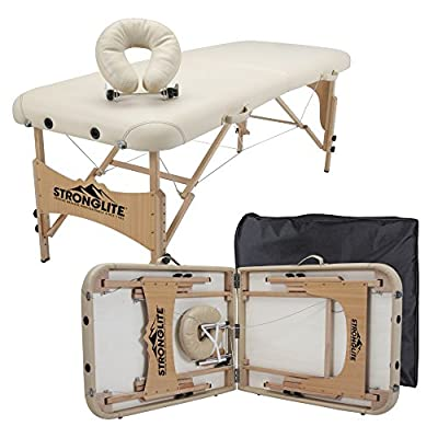 Stronglite Shasta Portable Massage Table Package