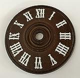 Cuckoo Clock Dial 3 1/8'' Diameter (80mm)