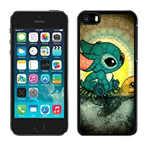 Beautiful And Unique Designed Case For iPhone 5C With Disney Lilo And Stitch Phone Case