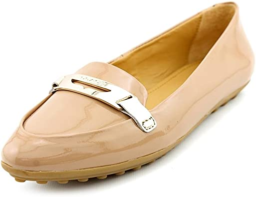 Coach Ruthie Womens Nude Patent Leather