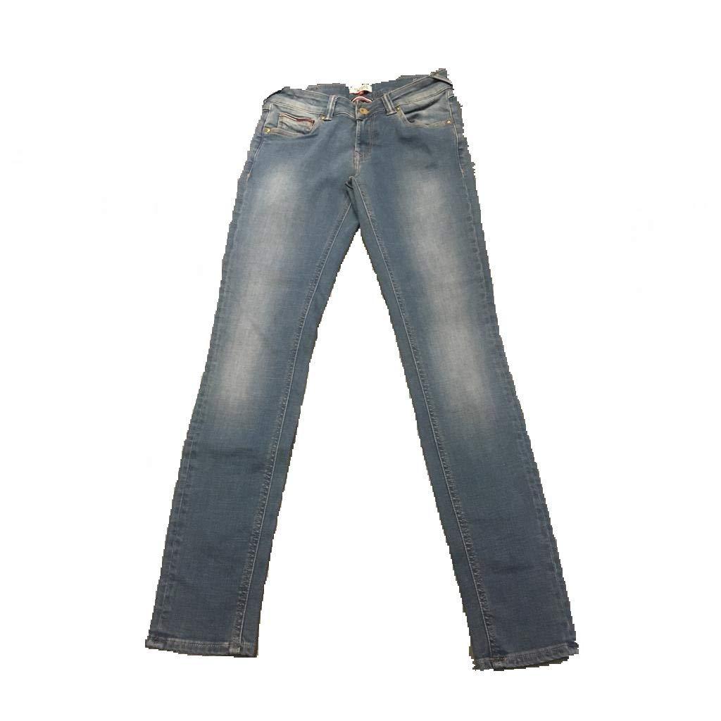 TALLA W25/L32 (Talla del fabricante: 3225). Tommy Jeans Mujer LOW RISE SKINNY SOPHIE SLBGST Vaqueros  skinny