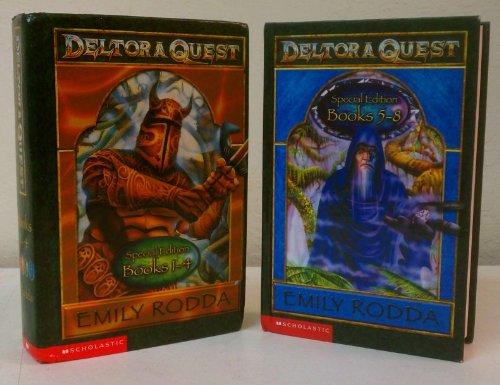 Deltora Quest Special Edition Set 1 8 Emily Rodda Amazon Com Books