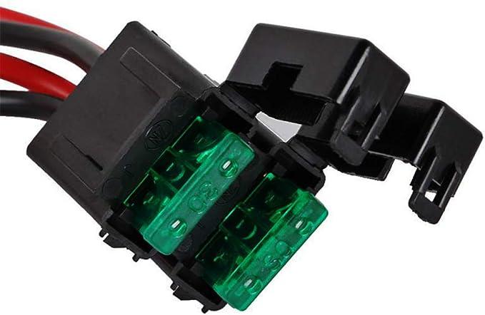 Tengko 1m 4 Pin 12 Awg 12v 3a Dc Stromversorgungs Kabel Elektronik