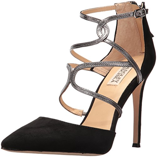 Badgley Mischka Womens Dianne II Dress Pump Black